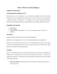 How to Write a Good Lab Report .pdf - Yidnekachew