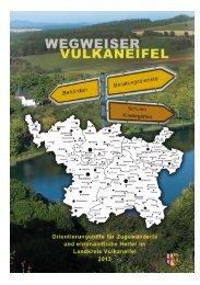 Wegweiser Vulkaneifel - FORUM EINE WELT eV