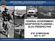 DLA Reintegration Policy - E2S2