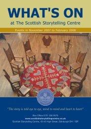 WHAT'S ON - Edinburgh UNESCO City of Literature