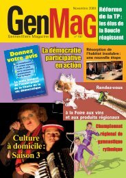 Télécharger le magazine en PDF - Gennevilliers
