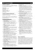 420670 Bruksanvisning - Page 2