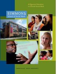 School of Social Work - Simmons College