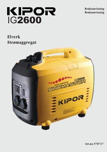 IG2600