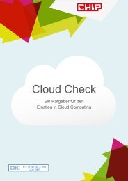Cloud Check - Chip