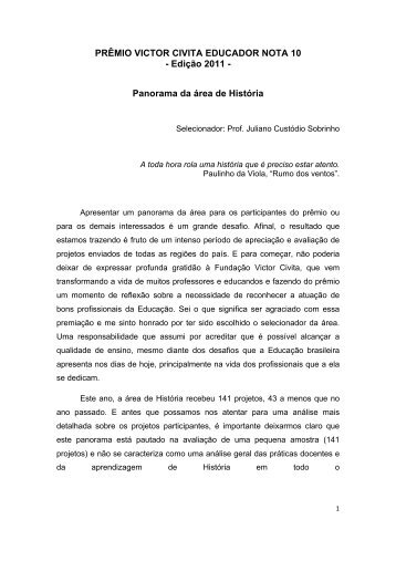Relatório - Nova Escola