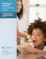 2014-EWG-Cereals-Report
