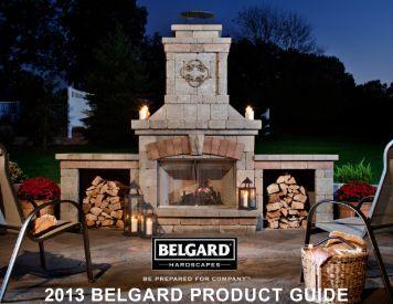 2013 belgard product guide - Gemstone Masonry & Landscape ...
