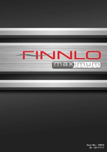 3954 Laufband manual nicht fertig.indd - Finnlo
