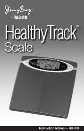 Instruction Manual – HD-339 - QuickMedical