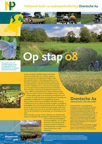 Drentsche Aa - Stichting Samenwerkingsverband Nationale Parken