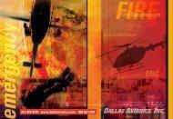 Fire Suppression emergency ENG - Dallas Avionics, Inc.