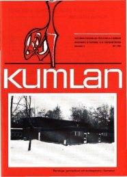 mars 1981 - Kumla kommun