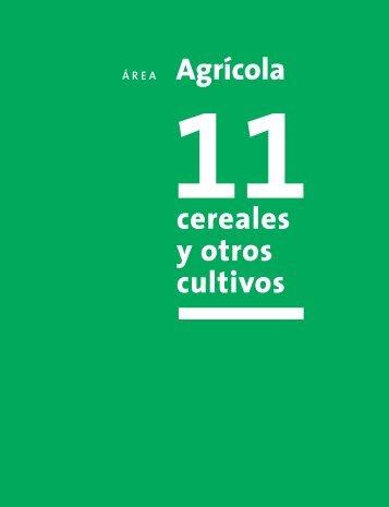 cereales y otros cultivos - Fia