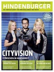 HINDENBURGER - Ausgabe November 2014