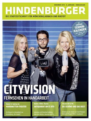 HINDENBURGER - Ausgabe November 2014
