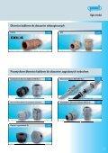 Dławnice kablowe HSK, zwykłe - Hummel AG - Page 5