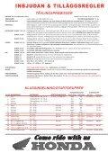 anmälan - Ränneslättsloppet - Page 2
