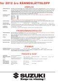 anmälan - Ränneslättsloppet - Page 3