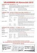 anmälan - Ränneslättsloppet - Page 4