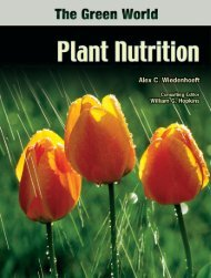 Plant Nutrition (The Green World) - Nutricao de Plantas
