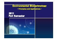 Environmental Biotechnology: Principles and Applications - WEMT