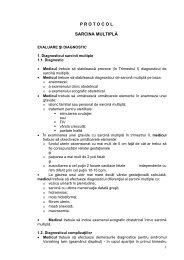 Protocol sarcina multipla - Spitalul Clinic Municipal de Urgenta ...
