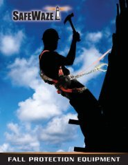 FALL PROTECTION EQUIPMENT - Dixie Construction Products