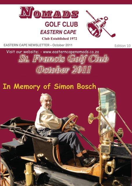 Nomads October2011.pdf - Eastern Cape