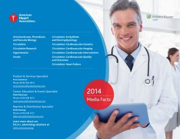 Advertiser Information - Circulation: Cardiovascular Quality and ...