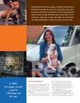 2009 ANNUAL REPORT - Washington Animal Rescue League - Page 6