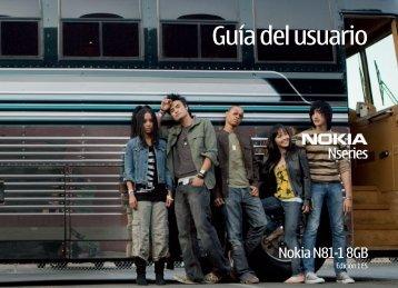 Guía del usuario -  Nokia