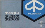 Page 1 Page 2 PIAGGIO PIAGGIO is one ot the bigger producer of ...