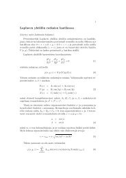 Laplacen yhtälön ratkaisu laatikossa - FMI