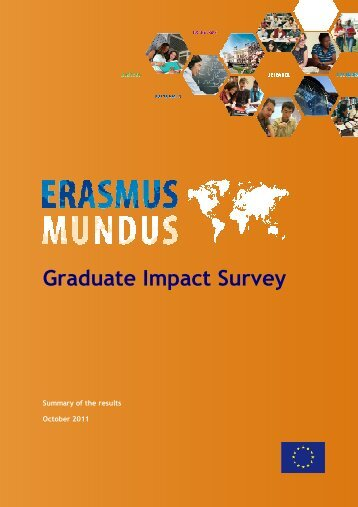 Download the survey results of 2010-2011 - Erasmus Mundus ...