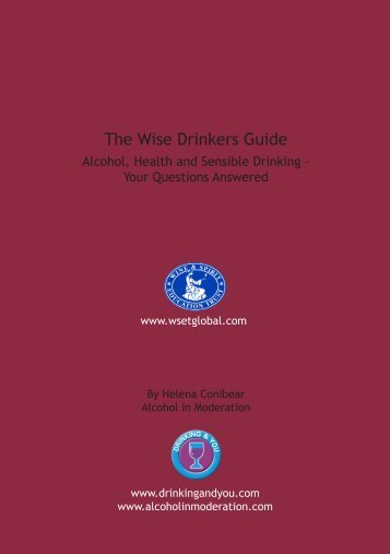 The Wise Drinkers Guide - Wine & Spirit Education Trust