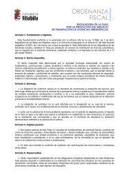 ORDENANZAS/FISCALES/Licencias urbanísticas - Ayuntamiento ...