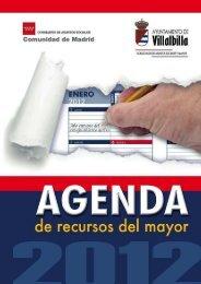 Agenda del MAYOR - Ayuntamiento Villalbilla