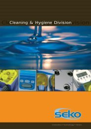 Cleaning & Hygiene Division - UK