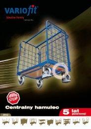 Pobierz katalog (PDF) - CORDES GmbH & Co.KG