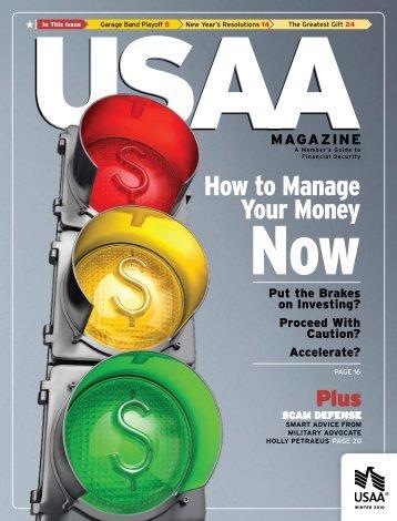 Fall 2010 USAA Magazine - USAA.com