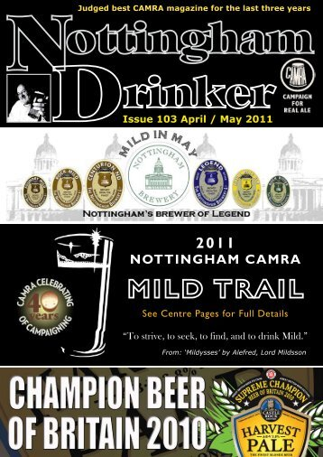 Apr/May 2011 PDF - Nottingham CAMRA
