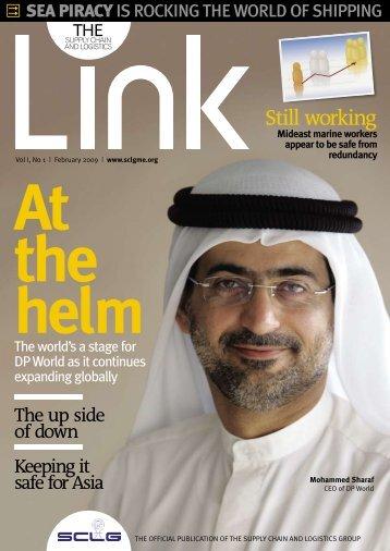 Link Magazine 1 Feb 2009 - SCLG