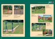 Seilbahnen & Sportgeräte - Junior Spielplatzgeräte GmbH