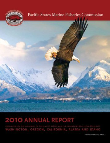 2010 PSMFC Annual Report - Pacific States Marine Fisheries ...