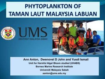 Presentation 6 - Jabatan Taman Laut Malaysia