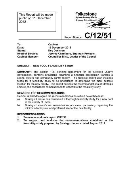 rcabt20121219 New Pool Feasibility Study PDF 134 KB