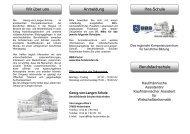 Wir über uns Anmeldung Ihre Schule ... - BBS-Holzminden