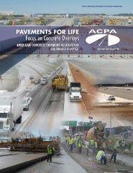 ACPA Insert - American Concrete Pavement Association