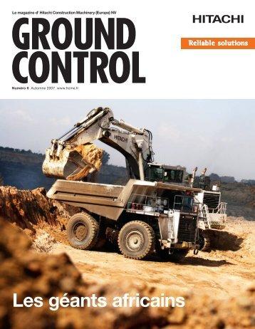 Les géants africains - Ground Control Magazine